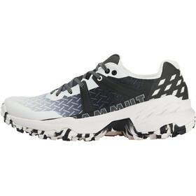 Mammut Sertig II Lave sko Damer, hvid/sort